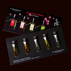 Sample set ECO PARFUMS