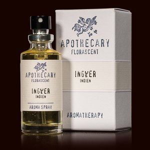 Ingwer - Aromatherapy Spray - 15ml