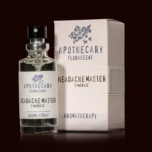 Headache Master - Aromatherapy Spray - 15ml