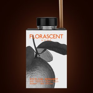 Sicilian Bergamot - Raumduft - 100ml